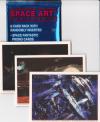 Sběratelské karty - Space Art