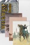 Sběratelské karty - Wild West