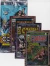 Sběratelské karty - Conan 1