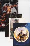 Sběratelské karty - Michael Kaluta - série 1