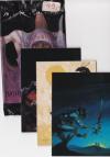 Sběratelské karty - Brom - fantasy Art