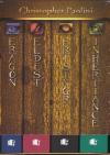 Odkaz dračích jezdců 1 - 4 - komplet /Eragon, Eldest, Brisingr, Inheritance/