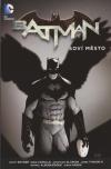 Batman 02 - Soví město brož.