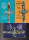 Kniha mečů komplet 1-3 /První, Druhá, Třetí/ ant.