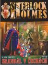 Sherlock Holmes - Skandál v Čechách komiks /Kopl/