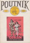 Magazín Poutník č.1 - Conan - Lidé Černého kruhu /obálka+ilustrace Kája Saudek/ ant.