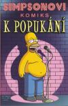 Simpsonovi 10 - Komiks k popukání