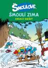Šmoulové: Šmoulí Zima - rébusy a hry