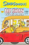Simpsonovi: Bart Simpson 2014/11 - Třídní klaun