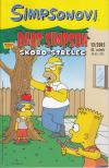Simpsonovi: Bart Simpson 26 /2015 č. 12/ - Skoro-Střelec