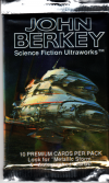 Sběratelské karty - John Berkey - science fiction ulrraworks