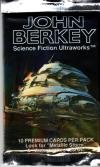 Sběratelské karty - John Berkey - science fiction ultraworks