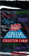 Sběratelské karty - Comic Images Supreme