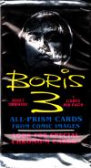 Sběratelské karty - Boris 3 all prism cards