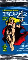 Sběratelské karty - Boris 4 adult oriented comic images