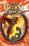 BeastQuest 13 - Torgor, strašlivý minotaurus