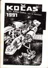 Kočas 1991 - Cena K. Čapka SF povídky ant.