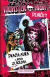 Monster High Deníčky - Draculaura a nová zlocecha