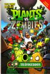 Plants vs, Zombies 1 - Trávogeddon - komiks