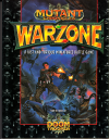 Warzone 9401: Mutant Chronicles - A Fast and Furious Miniatures Battle Game kniha /ANGLICKY!/ ant.