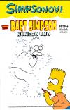 Simpsonovi: Bart Simpson 38/2016 č. 10/ - Numero uno