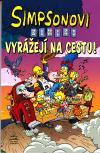 Simpsonovi - Vyrážejí na cestu