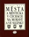 Města a městečka v Čechách, na Moravě a ve Slezsku 7. díl Str - Vč ant.