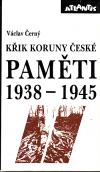Paměti 1938-1945 ant.