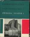 Československá vlastivěda, díl 1, Příroda - Svazek 1 - Geologie, fyzický zeměpis ant.
