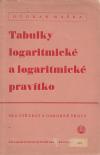 Tabulky logaritmické a logaritmické pravítko - Pro střední a odborné školy ant.