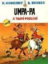 Indián Umpa-pa a tajné poslání ant.