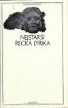 Nejstarší řecká lyrika ant.