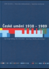 České umění 1938 - 1989 ant.