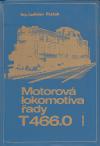 Motorová lokomotiva řady T 466.0 ant.