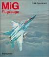 MiG Flugzeuge ant.