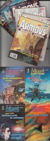 Asmiov's science fiction - 1997 komplet 1-10 ant.