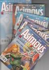 Asmiov's science fiction - 1996 komplet 1- 5 ant.