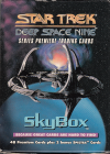 Star Trek: Deep Space Nine -  Series premiere trading cards
