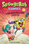 Spongebob komiks 2: Dobrodruzi všech moří, spojte se!