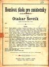 Houslová škola pro začátečníky - Sešit VII