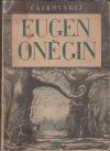 Eugen Oněgin ant. / Notový zápis