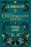 Fantastická zvířata: Grindelwaldovy zločiny - původní scénář