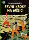 Tintinova dobrodružství 17: První kroky na Měsíci