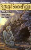 Fantasy & ScienceFiction 2010/1  Jaro/Léto Czech edition