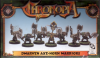 Chronopia  20514: Dwarven Axe-Horn Warriors