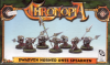 Chronopia  20511: Dwarven Horned ones spearmen