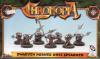 Chronopia  20511: Dwarven Horned ones spearmen