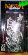 Warzone 9554: Mishima Tiger Dragons