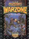 Warzone  9401: Mutant Chronicles - A Fast and Furious Miniatures Battle Game