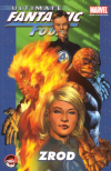 Ultimate Fantastic Four - Zrod